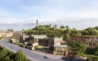 Opposition to the Former Royal High School Development
