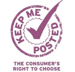 Keep Me Posted Campaign- Why it matters